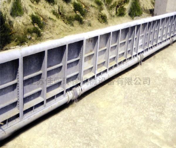 钢坝门|景观坝门|景观钢坝门