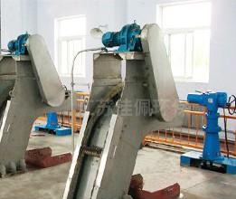 螺旋式格栅除污机在原材料方面的优势有哪些