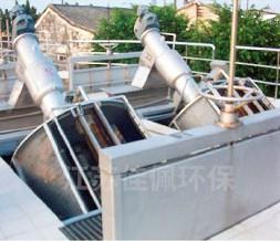 机械格栅生产厂家分享机械格栅铲除水处理设备中的污物有哪两种