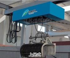 格栅除污机 钢丝绳格栅除污机 回旋式细格栅除污机
